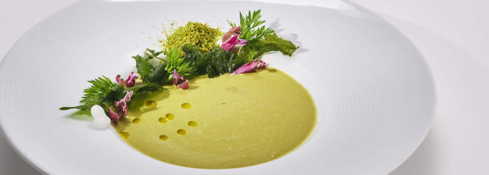 Image of a soup