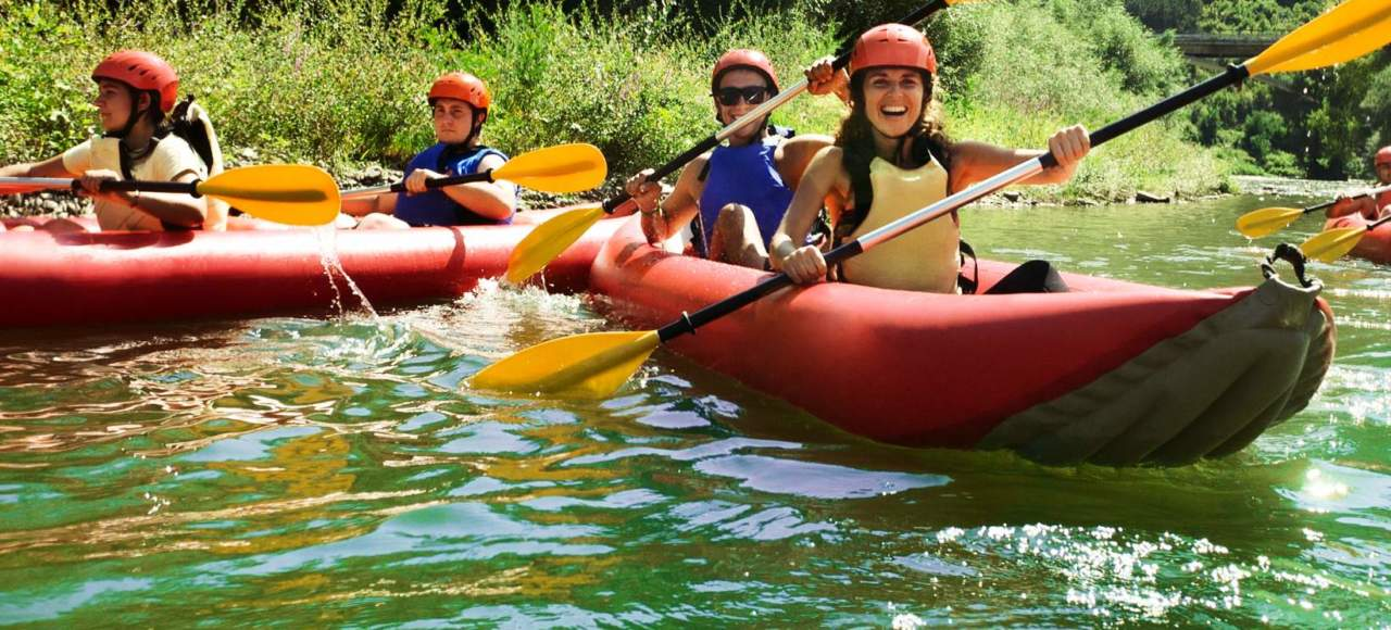 Zaveslajte po zeleni lepotici - reki Krki