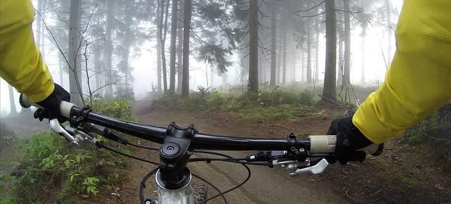 Z električnim kolesom do Žužemberka
