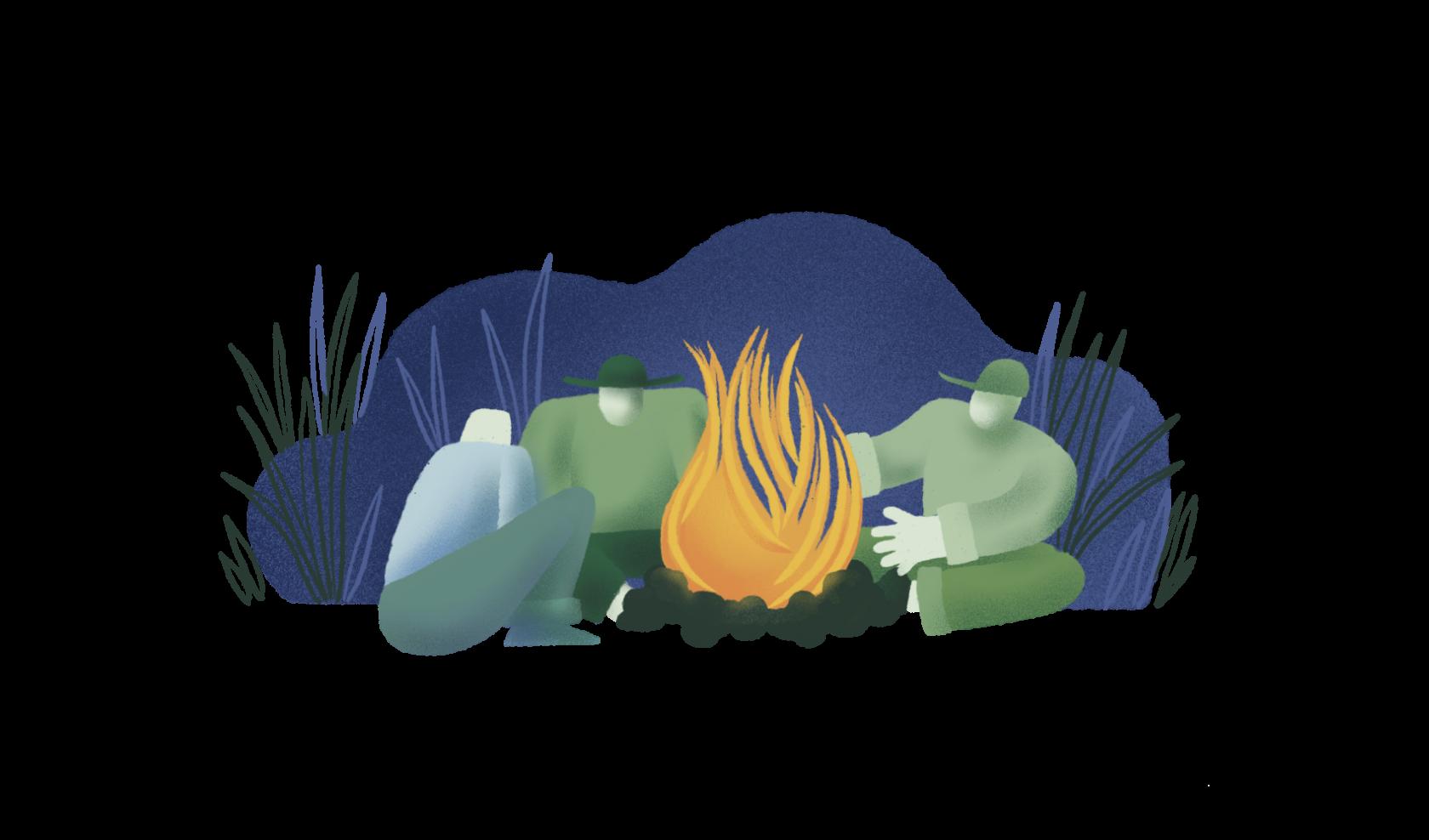 Zaključek ob ognju